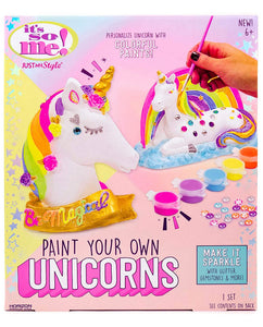 Just My Style Paint Your Own Unicorns