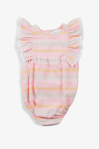 EGG New York Remy Pink Romper