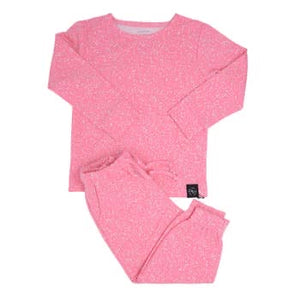 Sweet Bamboo Bubblegum French Terry Set