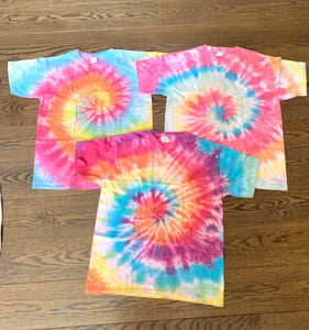 Tye Dye Lab coop & spree Exclusive Tee