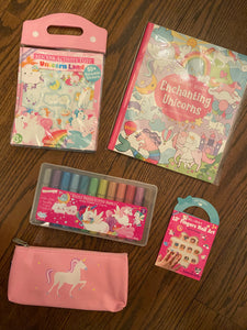 Ultimate Unicorn Set (with Complimentary Toddler Hoodie!)
