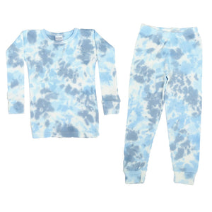 Baby Steps JonSnow Thermal Tie Dye Set