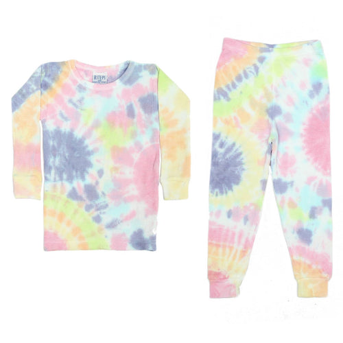 Baby Steps Izzy Thermal Tie Dye Set