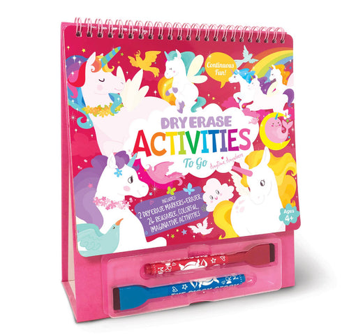 The Piggy Story Dry Erase Unicorn Activity Set
