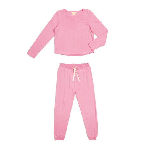 EGG New York Pink Colby Set