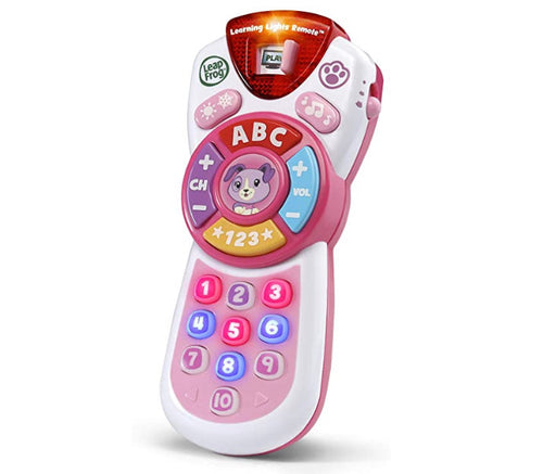 LeapFrog Violet's Learning Lights Remote Deluxe