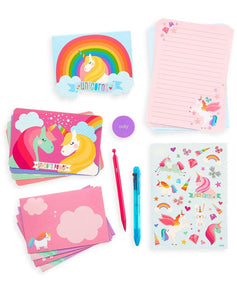 ooly Unique Unicorns Stationery Pack