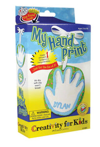 Creativity for Kids My Handprint Kit