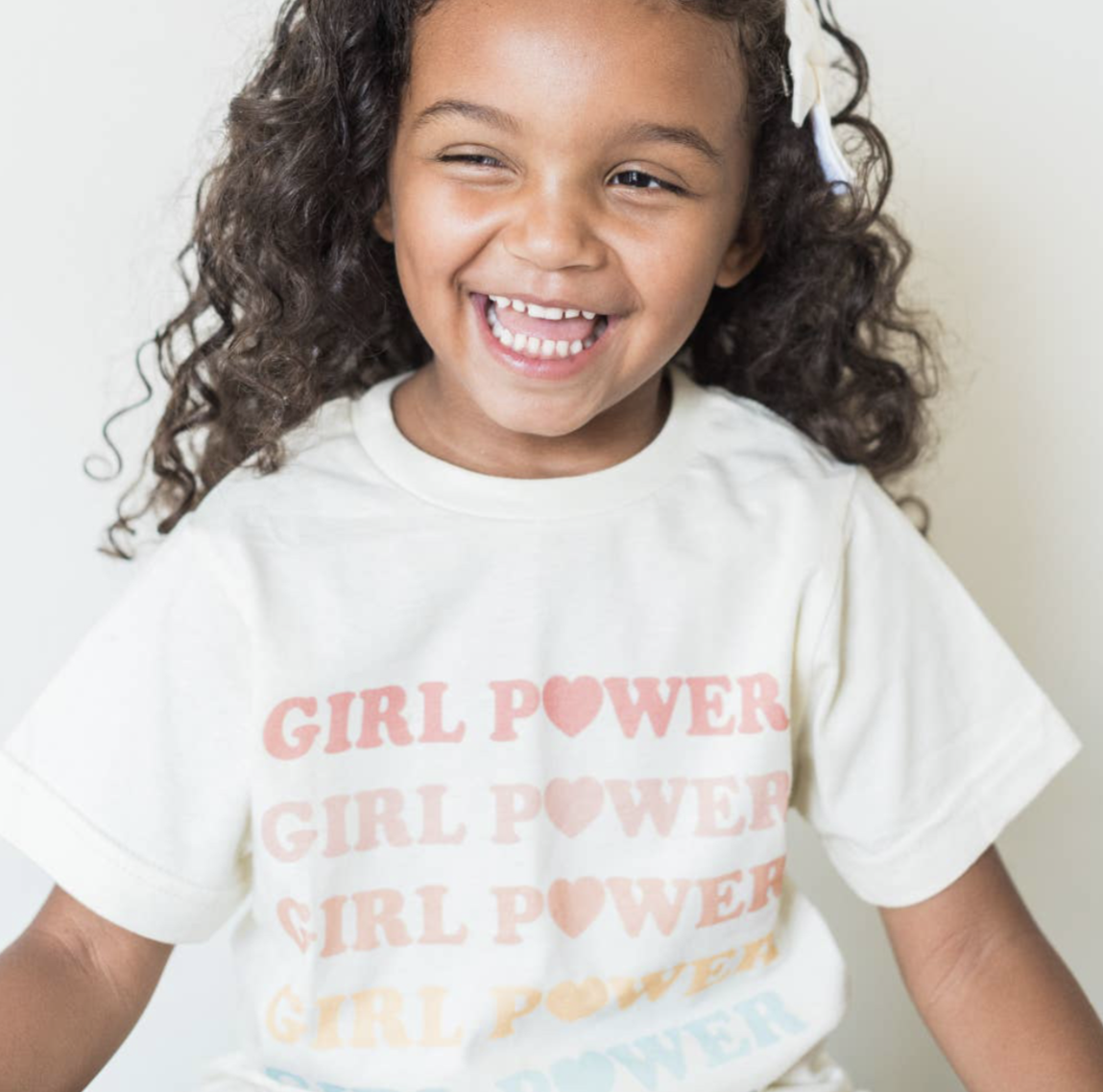 The Funnel Cake Tree Girl Power Toddler T-Shirt