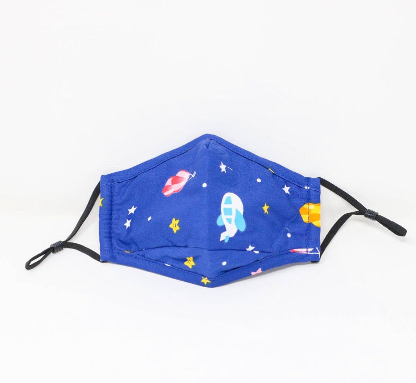 Simply Shea Kids Outerspace Mask