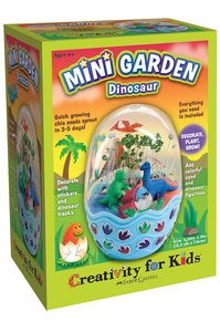 Creativity for Kids Mini Garden Dinosaur Egg Kit