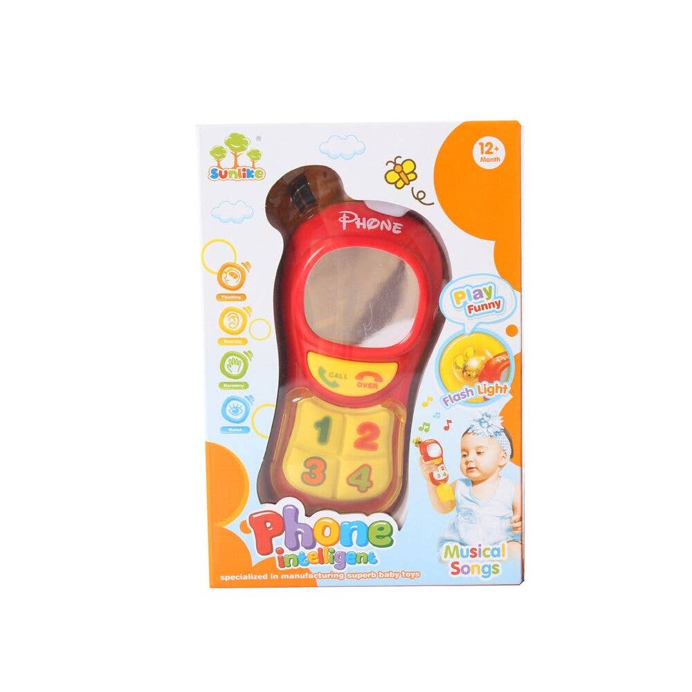 Wonderplay Baby Battery Operated Phone