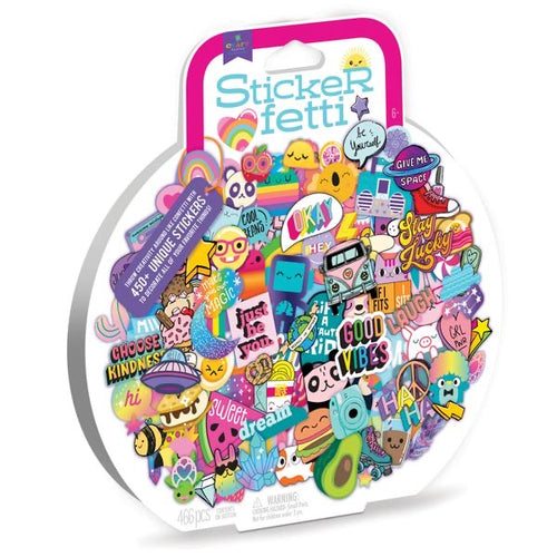 Craft-tastic Jr Stickerfetti