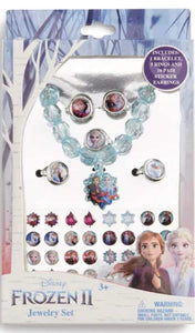 Make It Real Frozen 2 Elsa Anna Girls Jewelry Set