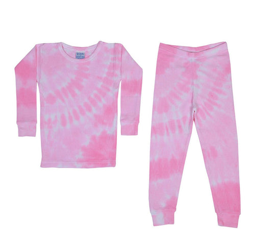 Baby Steps Leah Thermal Tie Dye Set
