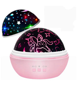 Unicorn Projector Night Light
