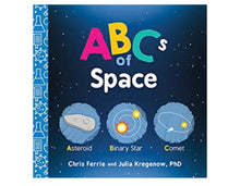 Baby University ABC's Board Book Set: Four Alphabet Board Books for Toddlers