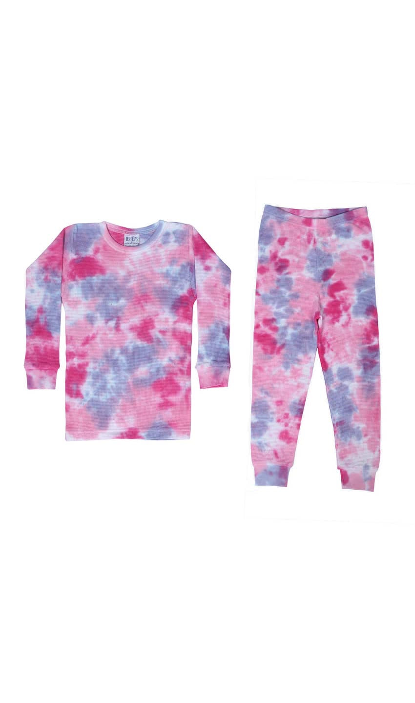 Baby Steps Diva Thermal Tie Dye Set