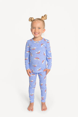 Lovey & Grink Rainbows PJs