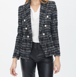 Generation Love Alexa Tweed w/ Silver Blazer