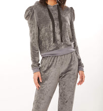 Generation Love Velour Gunmetal Set
