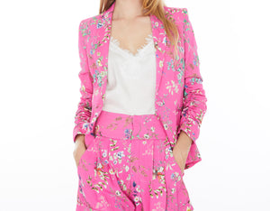 Generation Love Birdy Pink Floral Jacket