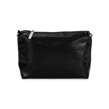 Riley Versa Black Leather Pouch