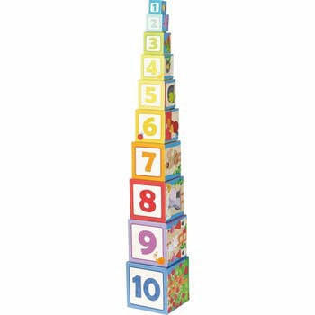 Haba Stacking Rapunzel Cubes