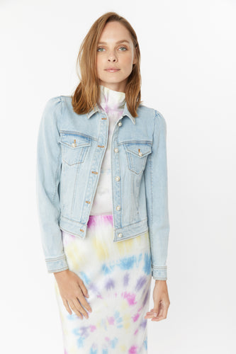 Generation Love Tallulah Light Blue Denim Jacket