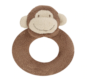 Angel Dear Monkey Ring Rattle