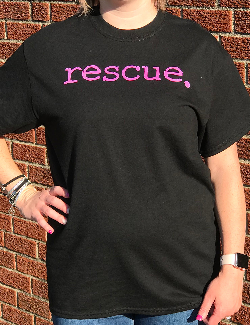 Rescue It's Cool T-Shirt