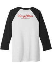 Merry Pitmas Long Sleeve T-Shirt