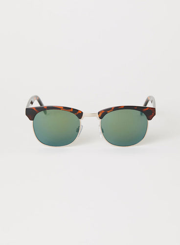 Mirrored alpha sunglasses