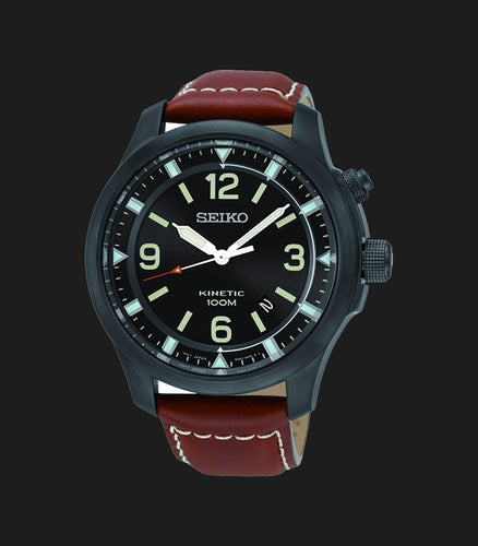 Patravi Automatic Power Reserve Men's Watch