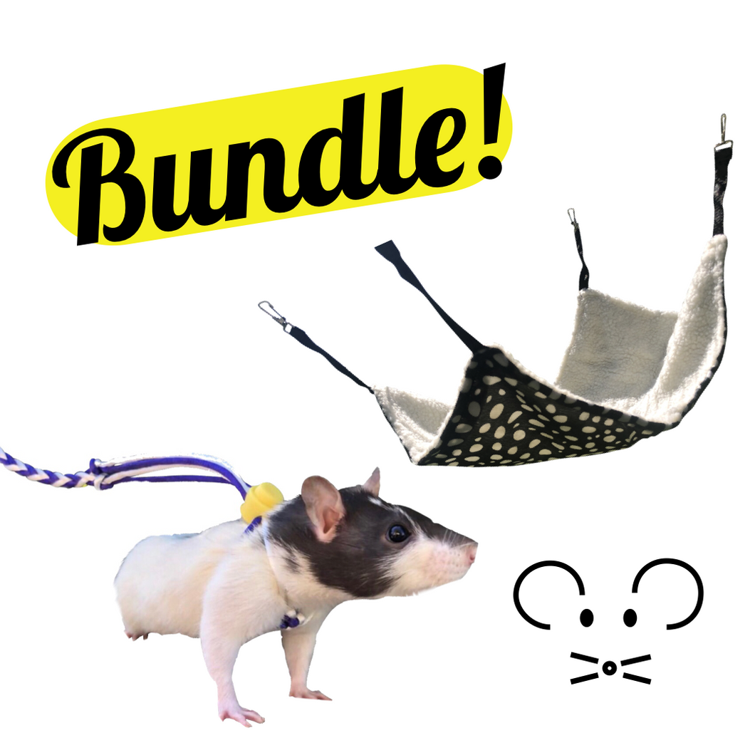 Rat Harness | Hammock Bundle