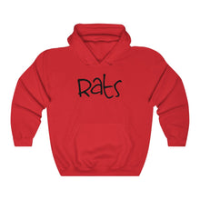 Hooded Rat Sweatshirt