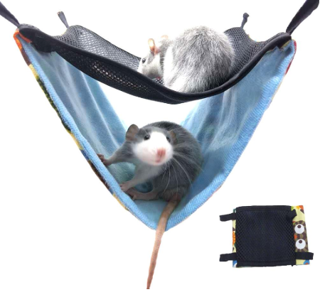 Double Layer Mesh Hammock