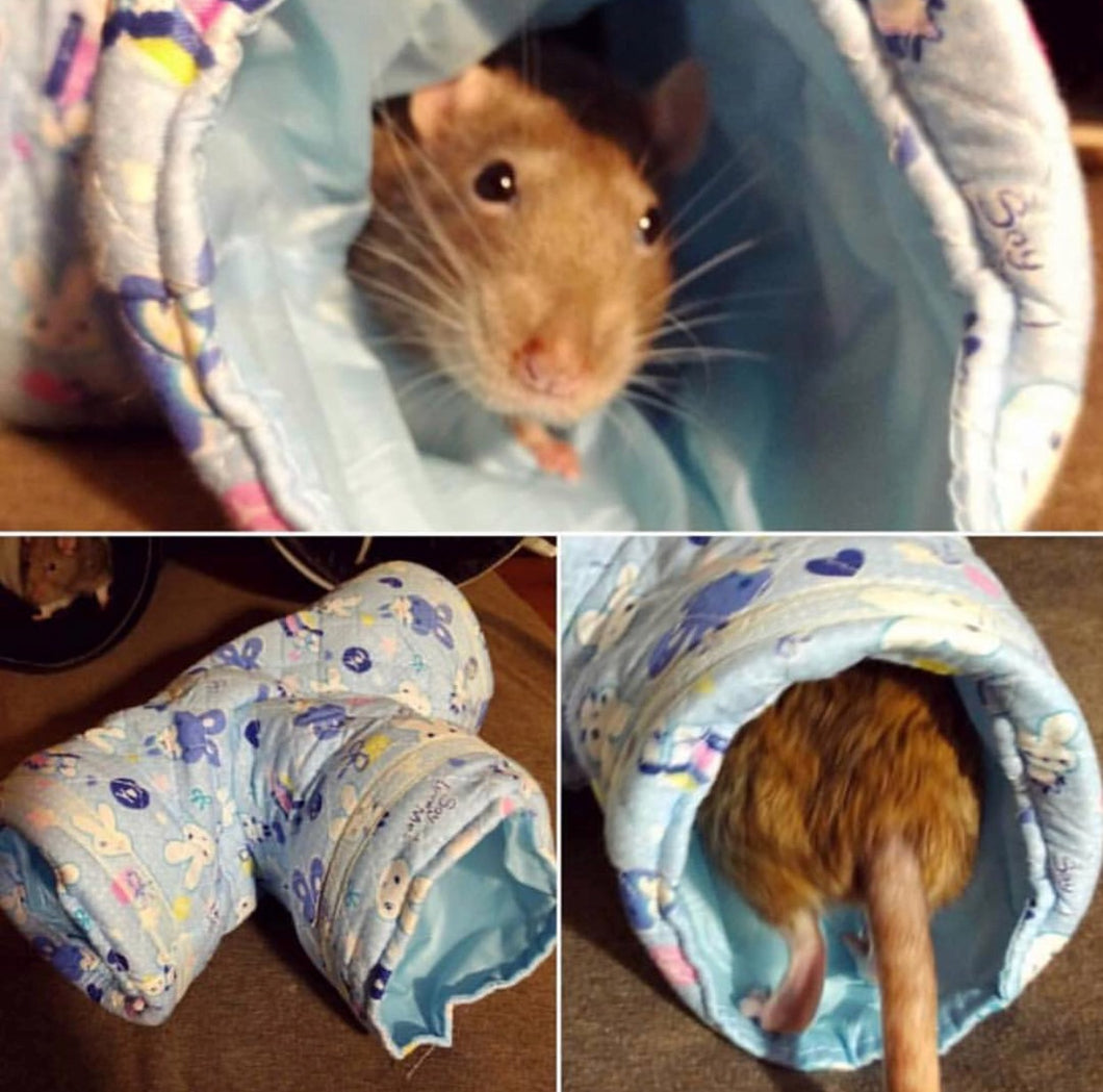 Cozy Rat Tunnel