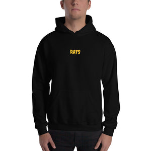 Rats Hooded Sweatshirt
