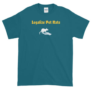 Legalize Pet Rats