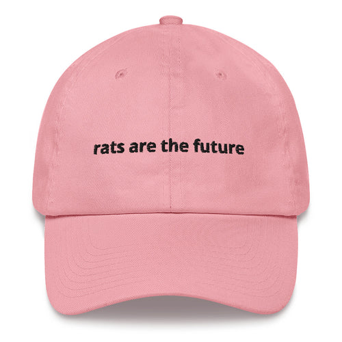 Rats Are The Future