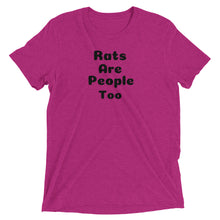 Rats Are People Too