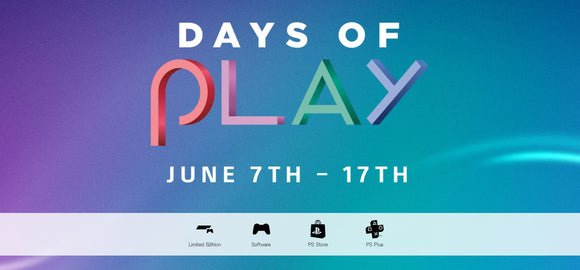 Save Big On This Years Days Of Play