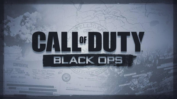 Call Of Duty Black Ops 2020 Logo Leaked!