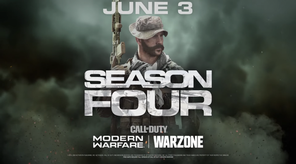 Season 4 Of Modern Warfare And Warzone Starts Tomorrow
