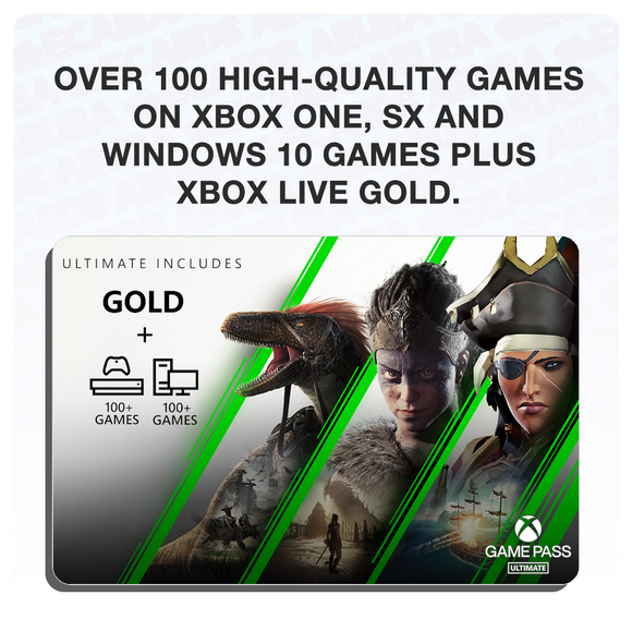 Xbox Game Pass Ultimate 3 Months USA