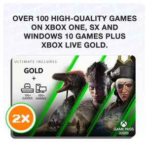 Xbox Game Pass Ultimate 6 Months USA (Requires VPN if outside U.S.)