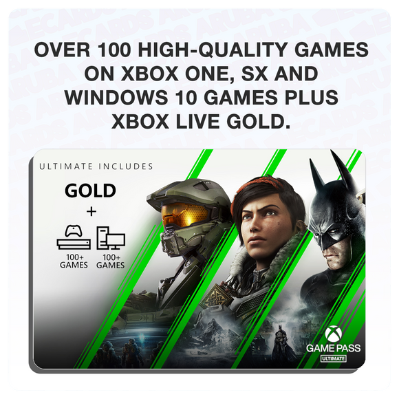 Xbox Game Pass Ultimate 1 Month USA