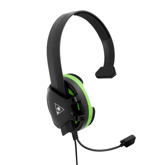 Turtle Beach Recon Chat White Gaming Headset for Xbox One, X/S