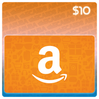 Amazon $10 Gift Card (US)